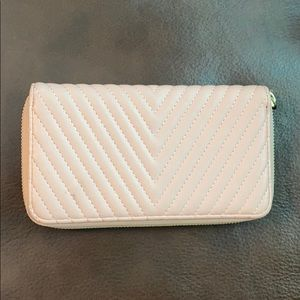 Zipper Wallet with 8 credit card slots #1H